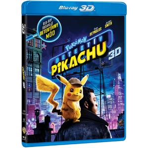 Pokémon Detektív Pikachu (SK) (2BD) W02299
