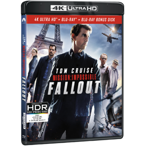 Mission: Impossible 6 - Fallout (3BD) P01117