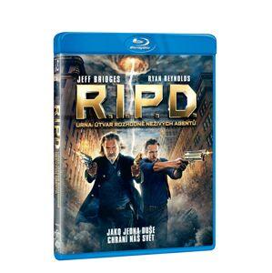 R.I.P.D. - URNA: Útvar rozhodne neživých agentov - Blu-ray film