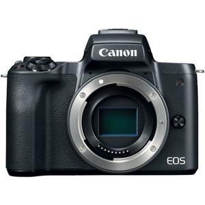 Canon EOS M50 Body čierne - Digitálny fotoaparát