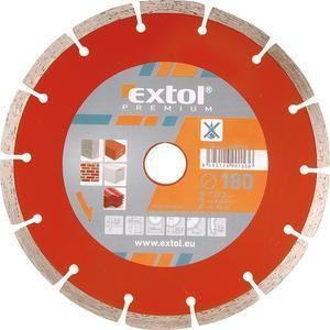 EXTOL 108713 KOTUC DIAMANTOVY SEGM. 150mm