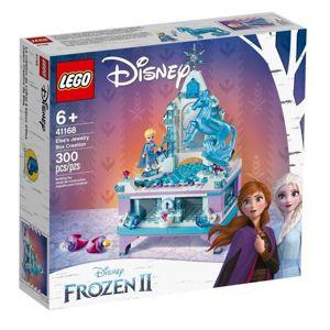 LEGO Disney Princess Elsina kúzelná šperkovnica 41168