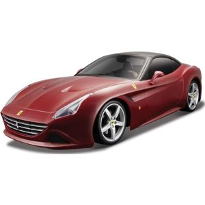 Bburago 1:18 Ferrari California T closed top Red