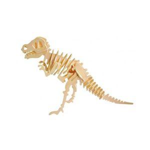 NiXiM T-Rex - Drevené puzzle