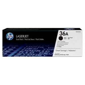 HP 36A black toner CB436AD