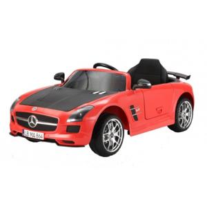 Hecht MERCEDES BENZ SLS-AMG-RED - Elektrické autíčko
