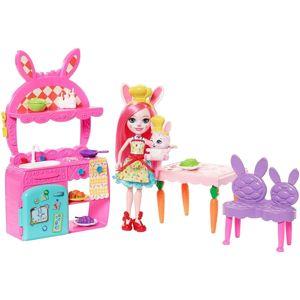 Mattel Mattel Enchantimals Domáca pohoda - Kuchyňa Bree Bunny FRH44