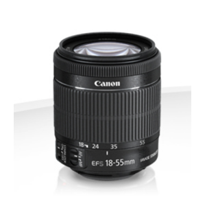 Canon EF-S 18-55 mm 1:3.5-5.6 IS STM