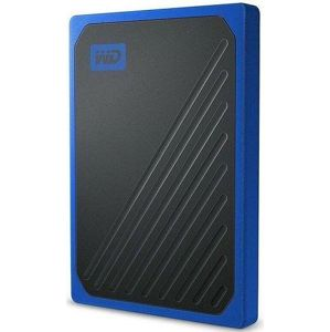 Western Digital My Passport GO 500GB blue  WDBMCG5000ABT-WESN