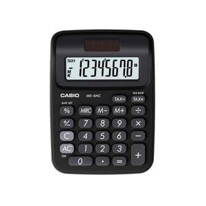 Casio MS 6 NC BK - kalkulačka