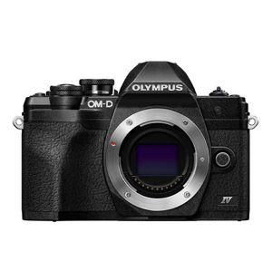 Olympus E-M10 Mark IV telo čierny - Digitálny fotoaparát