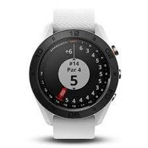 Garmin Approach S60 White Lifetime 010-01702-01