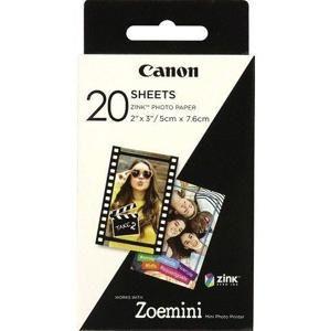 Canon ZP-2030 papier pre Zoemini (20ks / 50 x 76mm)