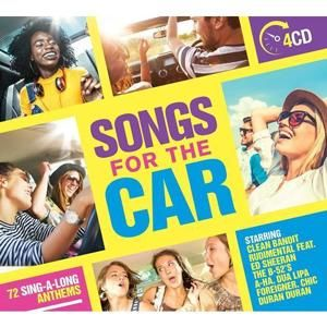 Songs For The Car (4CD)