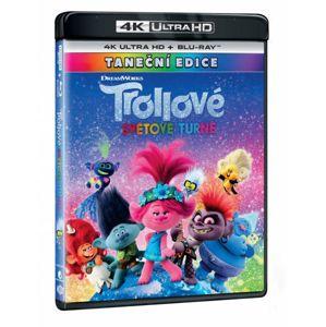 Trollovia: Svetové turné (2BD) - UHD Blu-ray film (UHD+BD)