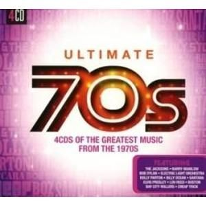 ULTIMATE... 70'S (4CD)