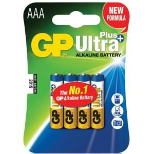 GP Ultra Plus LR03 (AAA) 4ks B1711