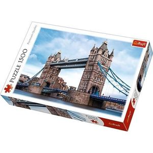 Trefl Puzzle Trefl Tower Bridge nad Temžou 1500