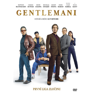 Gentlemani - DVD film