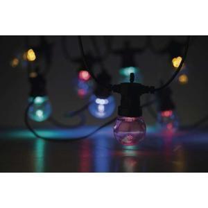 Emos Svetelná reťaz LED párty žiarovky 5m multicolor - Dekoratívne osvetlenie