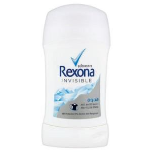 Rexona Invisible Aqua 40ml 134282