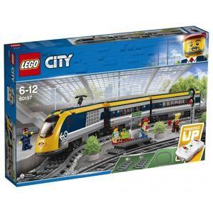 LEGO City LEGO City 60197 Osobný vlak - Stavebnica