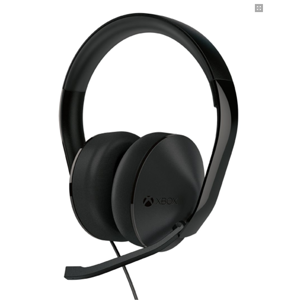 Microsoft XBOX ONE Stereo Headset Black S4V-00013
