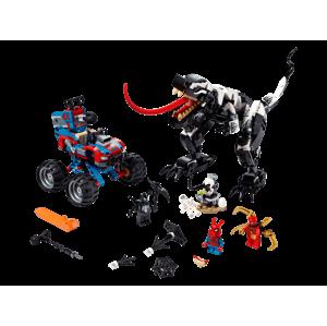 LEGO LEGO Spider-Man Pasca na Venomosaura