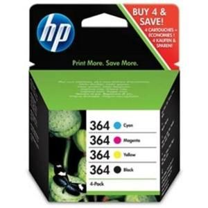 HP 364 combo pack CMYK N9J73AE