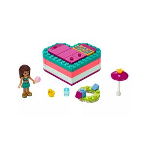LEGO Friends Andrea a letný srdiečkový box 41384
