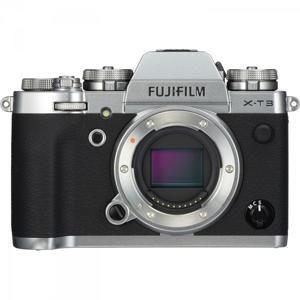 Fujifilm X-T3 Body strieborný + 100€ CASHBACK