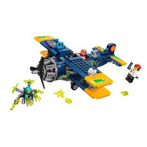 LEGO Hidden Side Fuegovo kaskadérske lietadlo 70429