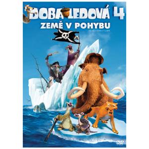 Doba ľadová 4 - Zem v pohybe - DVD film