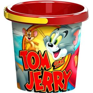 Wiky Kýblik do piesku Tom a Jerry 14cm 341936