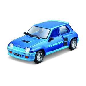 Bburago 1:32 Classic Renault 5 Turbo Blue