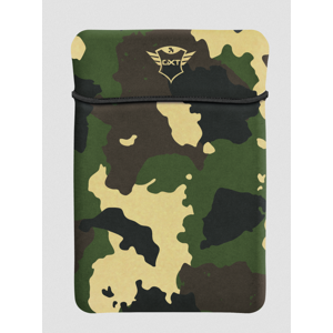 Trust GXT 1244C Lido 17.3 Laptop Sleeve - jungle camo 23246