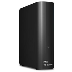 Western Digital Elements Desktop 4TB čierny WDBWLG0040HBK-EESN