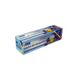 Ulith 263,14 Vrecká mikroténové do mrazničky 6l 28x45/20ks W