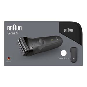 Braun 3 300s black