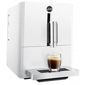 JURA A1 WHITE vystavený kus  + VYHRAJ PEUGEOT 208 - Kávovar