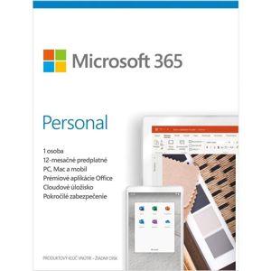 Microsoft Office 365 Personal 32-bit/x64 SK 1rok - Kancelársky balík