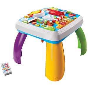 Mattel Fisher Price Psíkov stolček smart stages CZ/EN