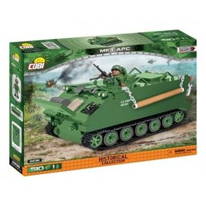 Cobi Small Army M113 armored personnel carrier (APC), 510 k, 1 f