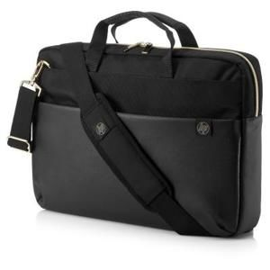 HP 15.6 Duotone Gold Briefcase 4QF94AA