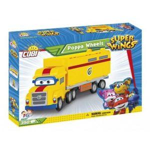 SUPER WINGS Poppa Wheels 351