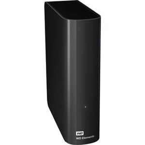 Western Digital Elements Desktop 8TB čierny WDBWLG0080HBK-EESN