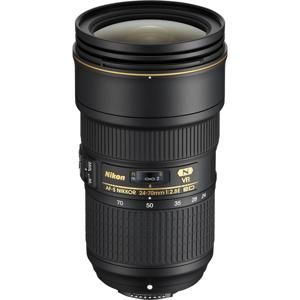 Nikon AF-S NIKKOR 24-70mm f/2.8E ED VR JAA824DA