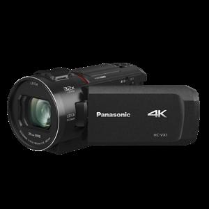 Panasonic HC-VX1 EP-K čierna
