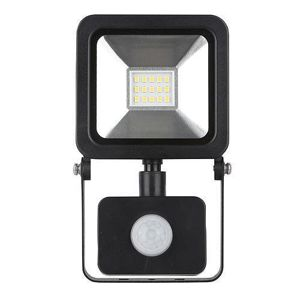 Strend Pro 2171418 Reflektor Floodlight LED AGP, 10W, 800 lm, IP44, senzor
