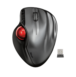 Trust Sferia Wireless Trackball 23121
